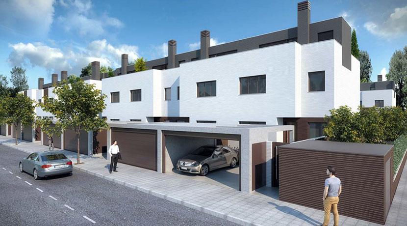 Residencial Altos del Cañaveral (Madrid)