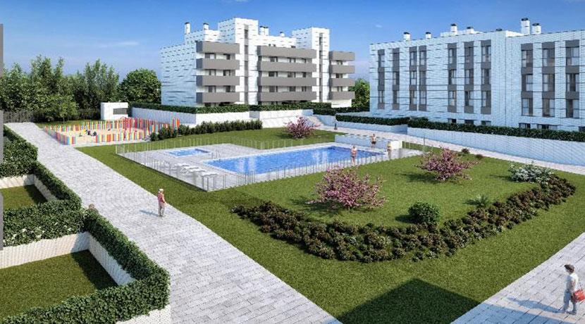 """Residencial """"El Encinar"""", Colmenar Viejo (Madrid)"""