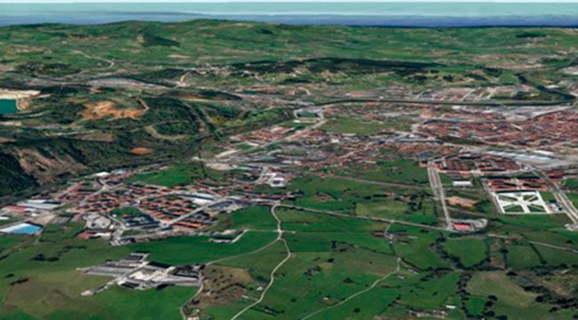 Parque Empresarial y Tecnológico Bisalia (Las Escabadas). Torrelavega (Cantabria)