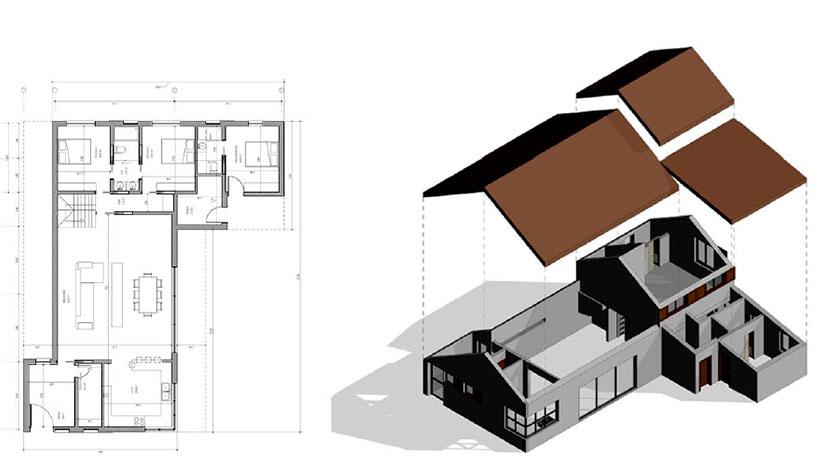 Proyecto de vivienda unifamiliar en Valdáliga, Cantabria