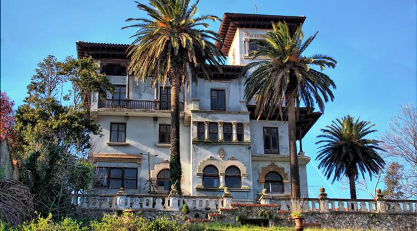 Proyecto básico y de ejecución de rehabilitación integral y ampliación Finca Quinta Maza en Santander, Cantabria