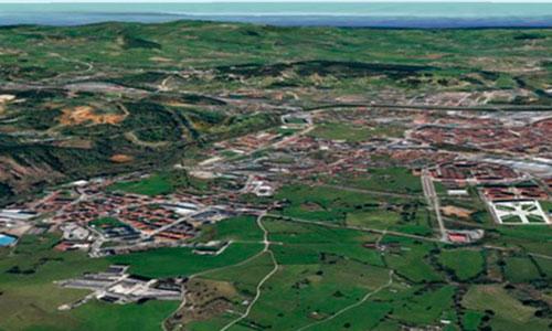 Parque Empresarial y Tecnológico Bisalia (Las Escabadas), Torrelavega (Cantabria)